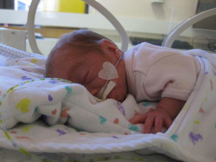 RVI Tiny Lives (Special Care Babies) cover