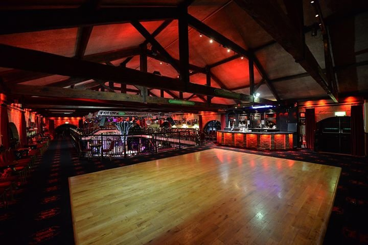 The Engine Shed Wetherby cover