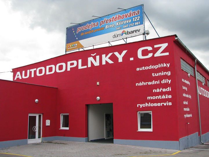 Autodoplnky.cz - TUNING RACING SHOP cover