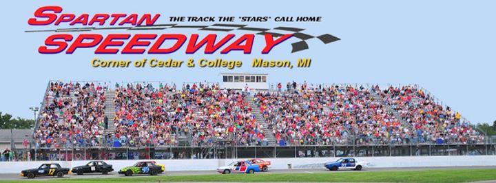 Spartan Speedway cover