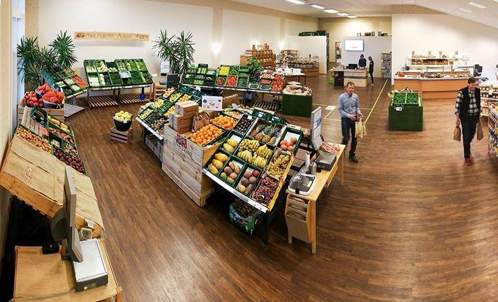 Hofladen vom Bio-Gemüsehof in Dickendorf cover