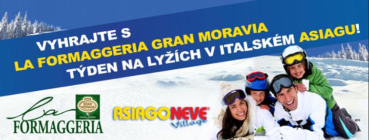 La Formaggeria Gran Moravia cover