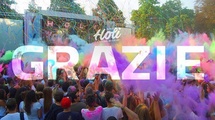 HOLI, Il festival dei colori - il primo in Italia cover