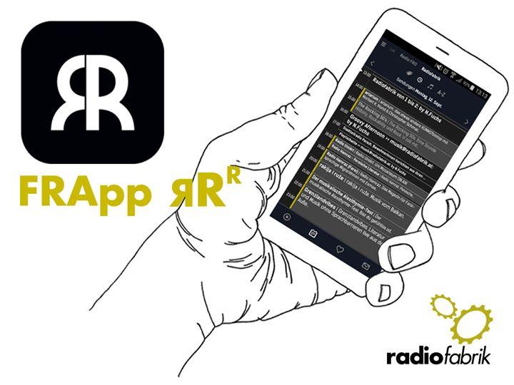 Radiofabrik cover