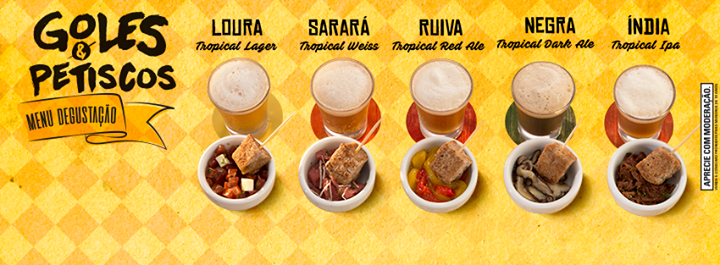 Cervejaria Devassa Florianópolis cover