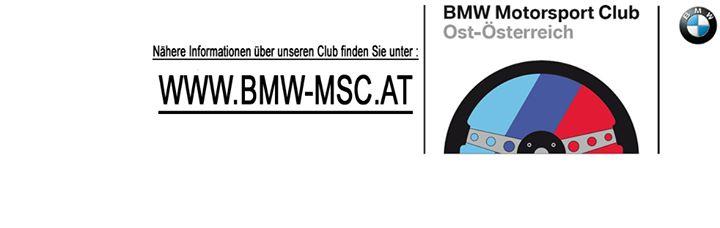 BMW Motorsport Club Ost - Österreich cover