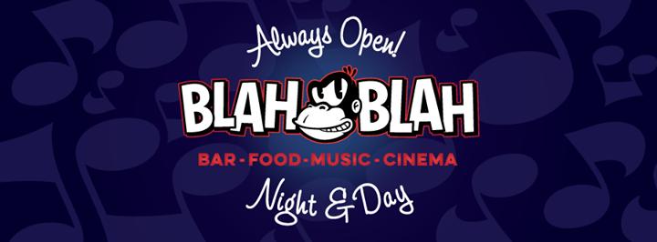 BLAH BLAH cover