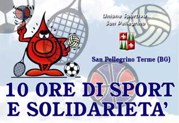 10 ore di sport e solidarietà cover