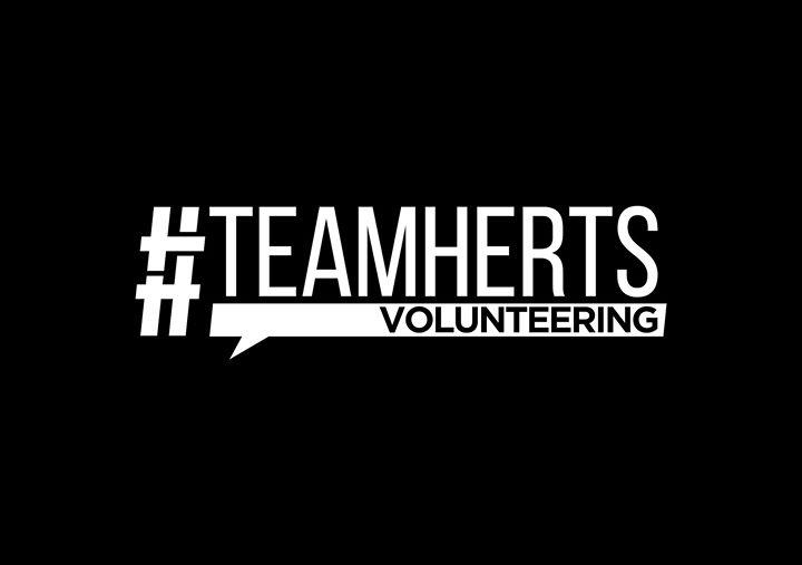 TeamHerts Volunteering cover