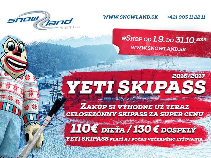 Snowland - Valčianska dolina cover
