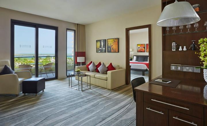 Staybridge Suites Abu Dhabi - Yas Island cover