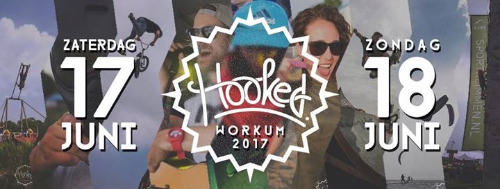 HOOKED-Event cover