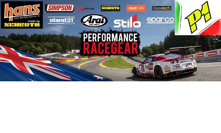 Performance Racegear cover