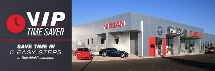 Reliable Nissan cover