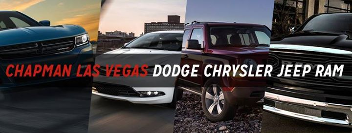 Chapman Las Vegas Dodge Chrysler Jeep Ram Cover