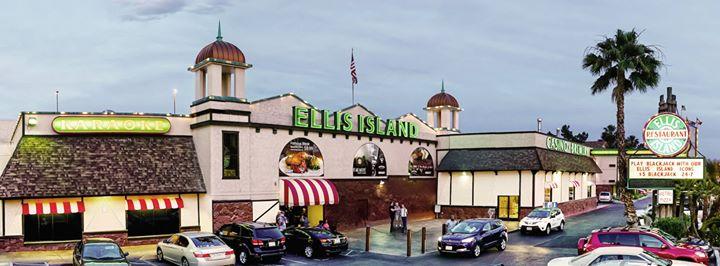 Ellis Island Casino & Brewery cover