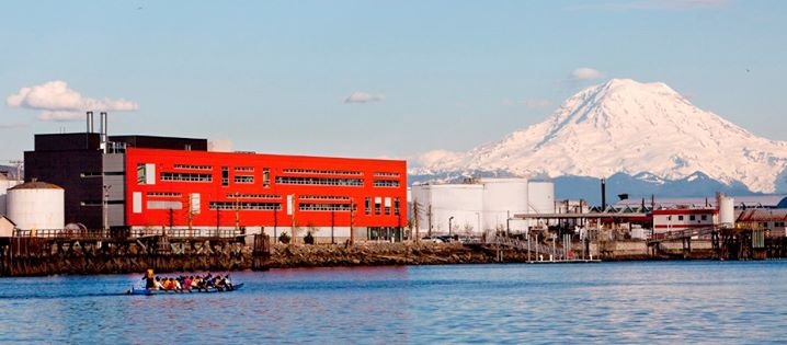 Economic Development Board for Tacoma-Pierce County cover