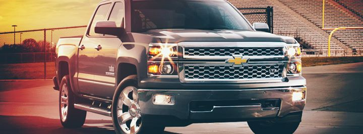 McCluskey Chevrolet cover