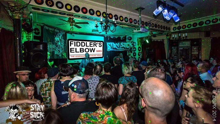Fiddler's Elbow - Camden cover