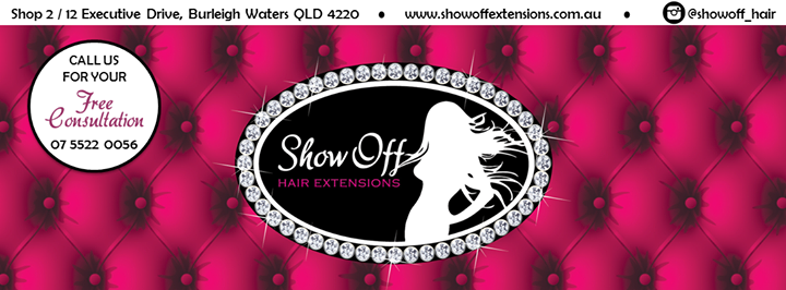 Show Off Hair Extensions cover