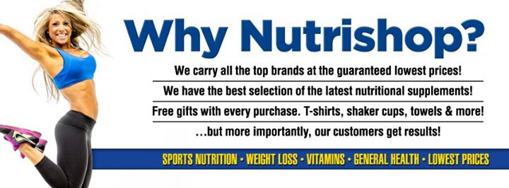 Nutrishop Paradise Valley cover