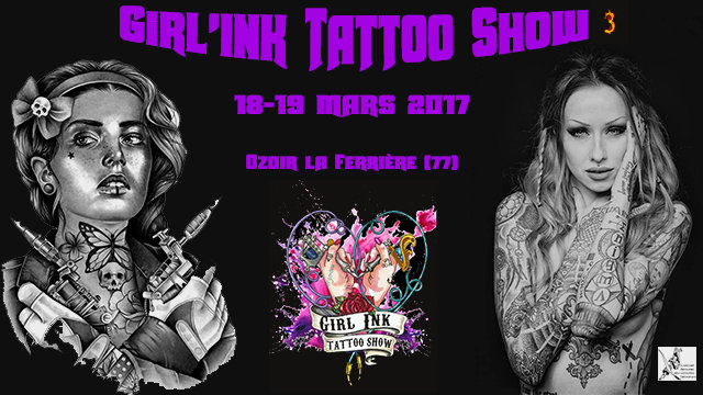 Girl Ink Tattoo Show cover