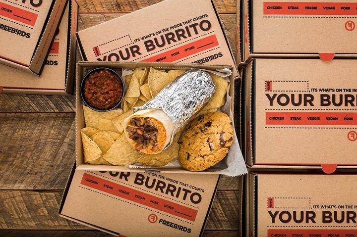 Freebirds World Burrito cover