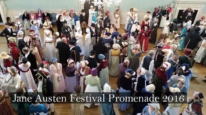 The Jane Austen Centre, Bath cover