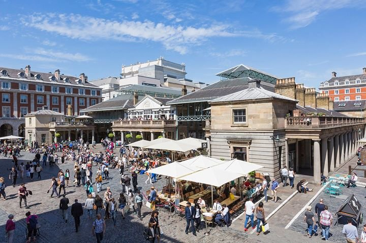 Covent Garden London cover