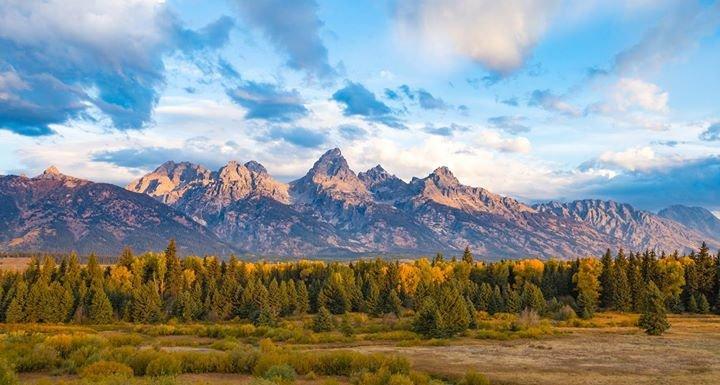 Grand Teton National Park cover