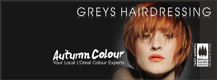 GREYS Hairdressing cover