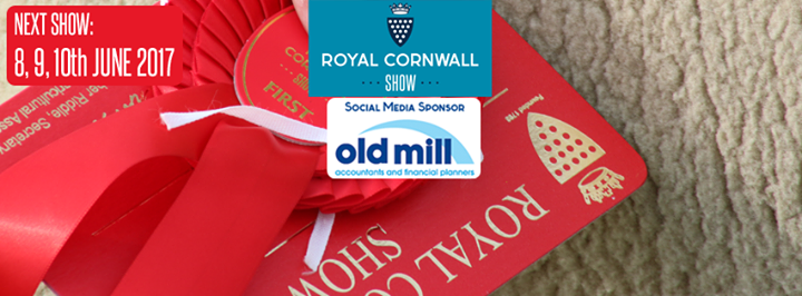 Royal Cornwall Show cover