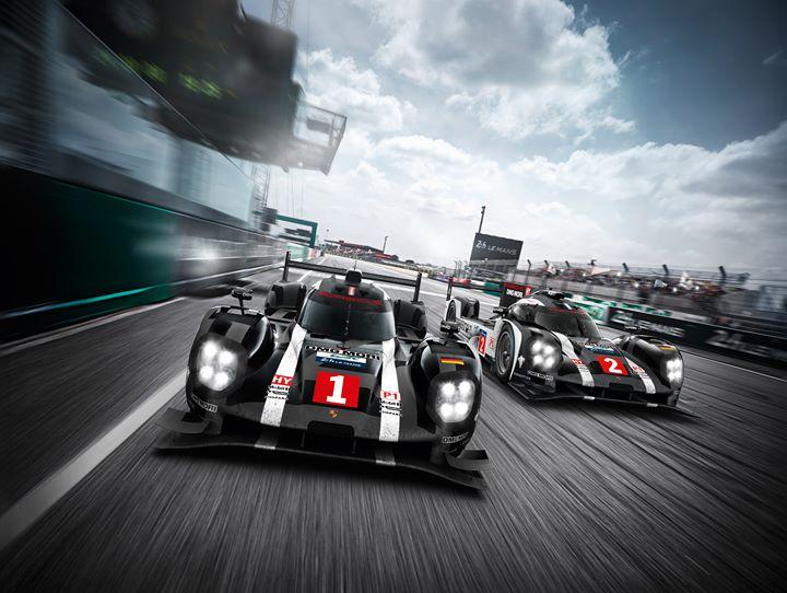 Porsche Center Moscow cover