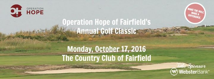 Operation Hope of Fairfield cover