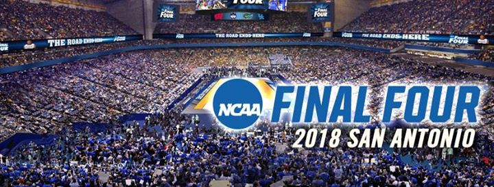 Final Four - San Antonio cover