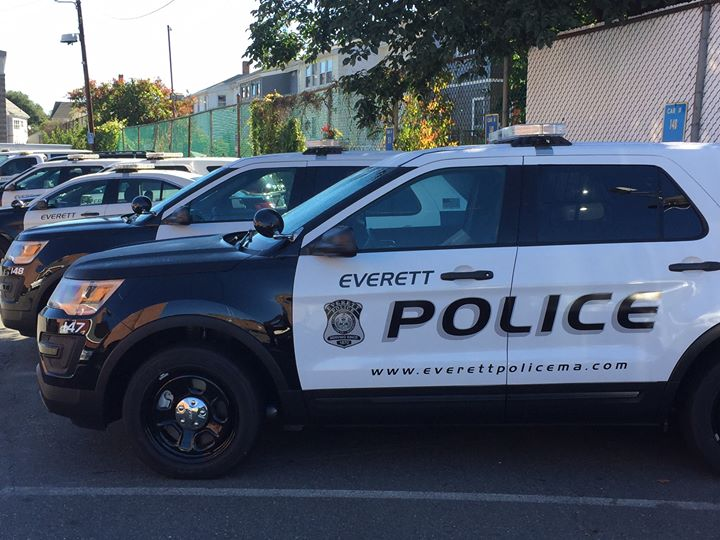 Everett MA Police cover