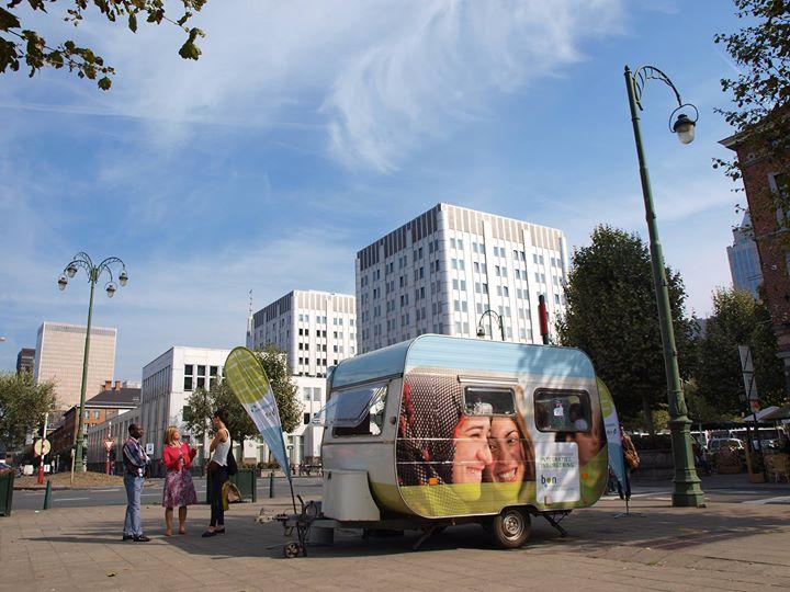 Bon - Agentschap Integratie en Inburgering - Regio Brussel cover