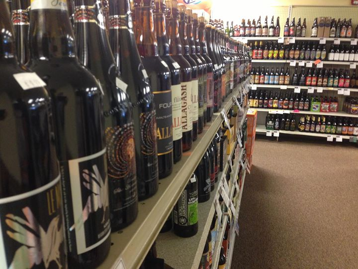 Merrimac Liquors cover