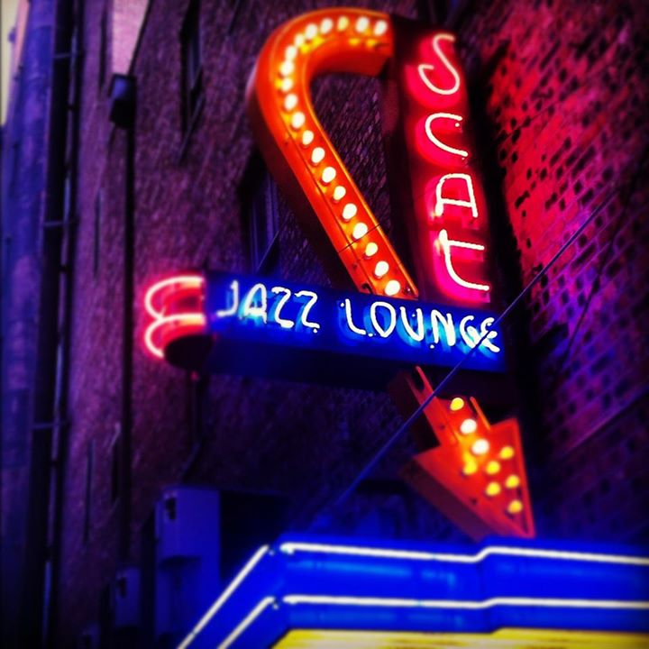 Scat Jazz Lounge cover