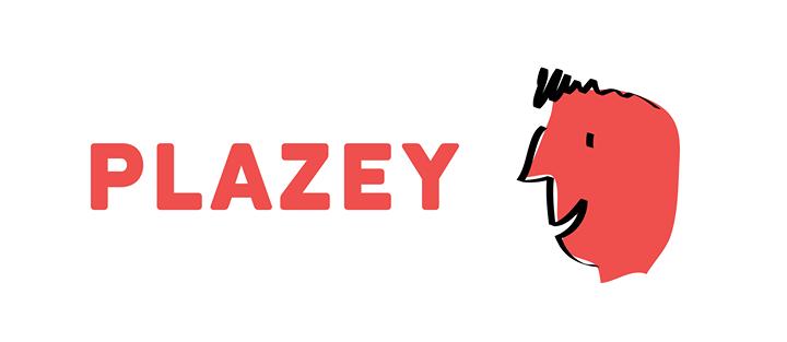 Plazey - Feest in het park cover