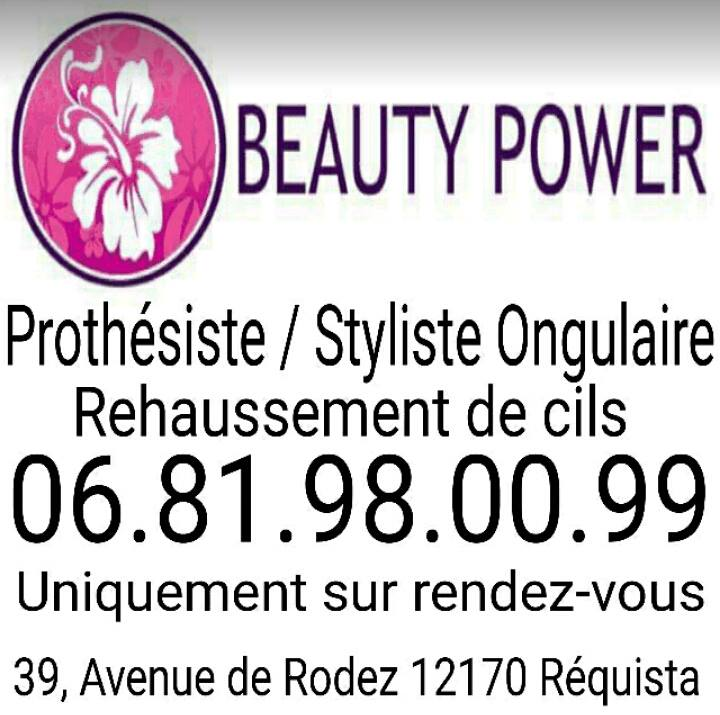 Beauty Power prothésiste/styliste ongulaire cover