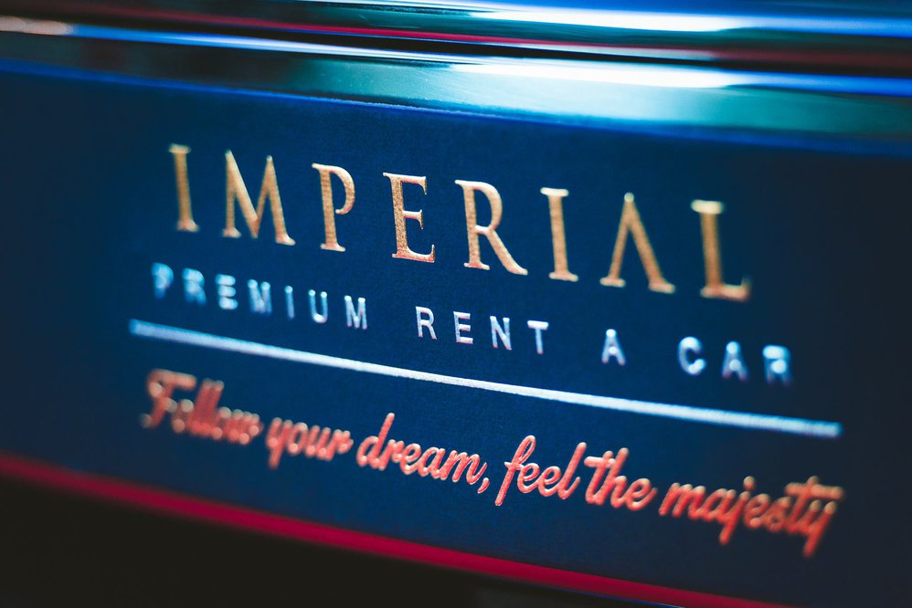 Imperial Premium Rent a Car cover