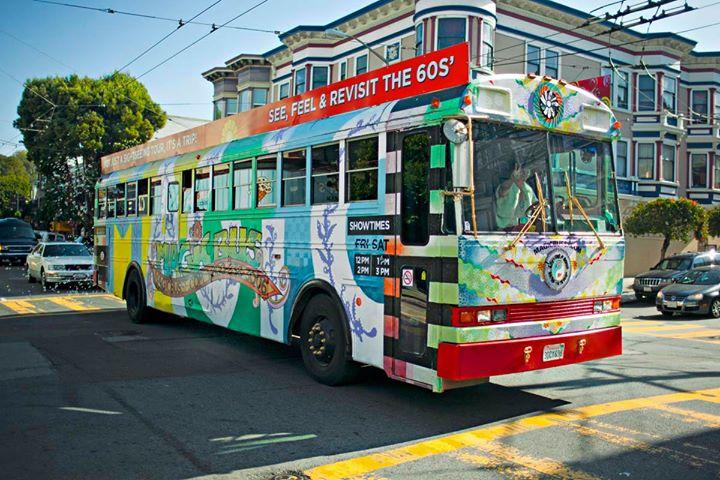 Magic Bus San Francisco cover