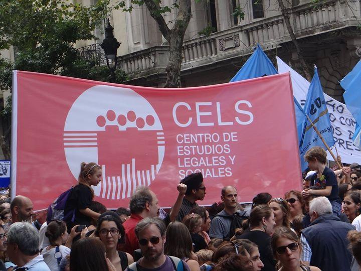 CELS - Centro de Estudios Legales y Sociales cover