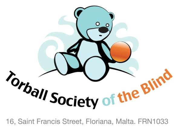 Torball Society of the Blind cover