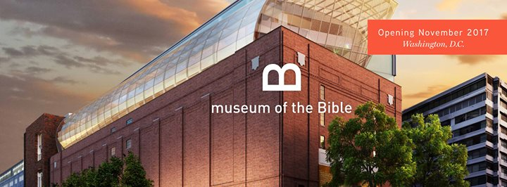 Museum of the Bible cover