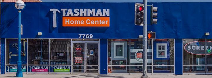 Tashman Home Center cover