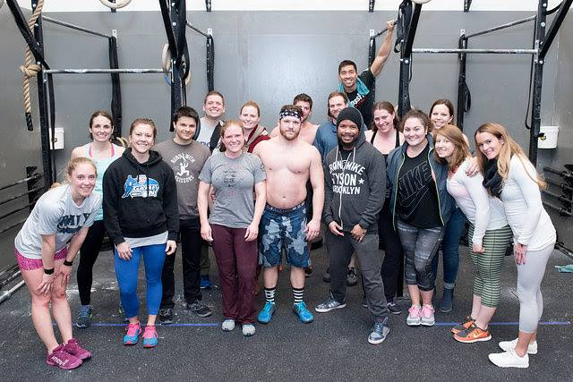 Kendall Square CrossFit cover