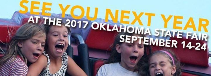 Oklahoma State Fair cover