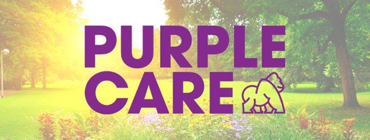Purple Care cover